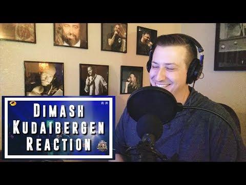 Singer Reacts to Dimash Kudaibergen SOS dun terrien en détresse Reaction