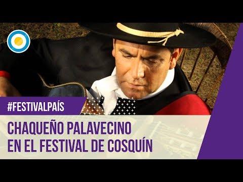 Chaqueño Palavecino en el Festival de Cosquín 2016
