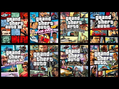 Xxx Mp4 TOP 15 GRAND THEFT AUTO Games Ranked WORST To BEST 3gp Sex