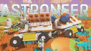 Astroneer - Ep. 3 - Derpy Truck Adventure! - Let's Play Astroneer Gameplay Pre-Alpha