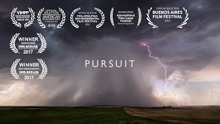 Pursuit - A 4K storm time-lapse film
