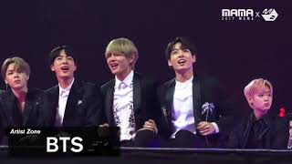 2017MAMA VKookJin BTS Reaction to Bolbbalgan 4 some