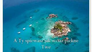 Krzysztof Antkowiak LA Isla Bonita + Słowa