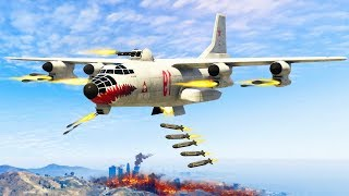 INSANE $6,995,000 DESTRUCTION PLANE! (GTA 5 DLC)