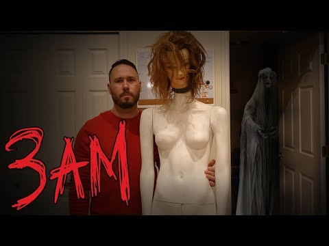ONE MAN HIDE AND SEEK WITH HAUNTED MANNEQUIN