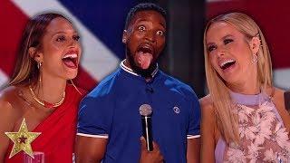 Preacher Lawson NAILS British Humour On Britain's Got Talent: The Champions!   Got Talent Global