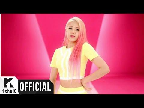 [MV] AOA 크림(CREAM) _ 질투 나요 BABY(I'm Jelly BABY)