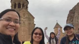 First Day in Armenia (Yerevan, Noravank Monastery and Wine Tasting in Areni Village)