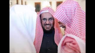 صلاة العشاء للشيخ حسين آل الشيخ من جامع الملك خالد بالرياض