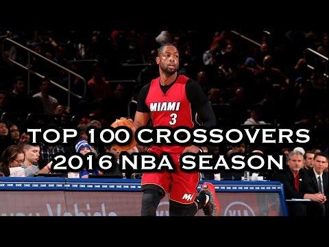 Top 100 Crossovers: 2016 NBA Season