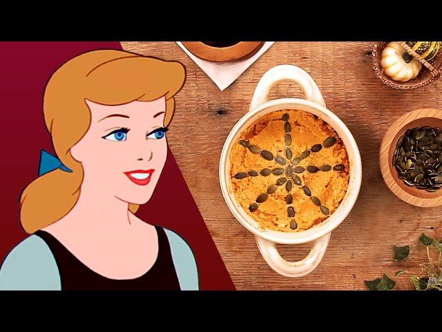 Cinderella's Hummus With Pumpkin | Dishes by Disney | Disney Family