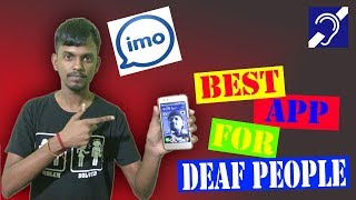 Deaf IMO Review Best app