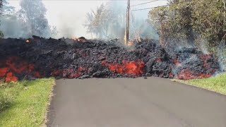 Threat of explosive eruption from Hawaii volcano grows