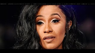 Cardi B Says Her Label Atlantic Records Is Stopping Her From Putting Out Music