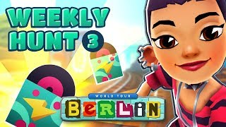 💿 Subway Surfers Weekly Hunt - Collecting Shiny Music Records in Berlin (Week 3)
