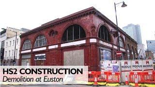HS2 Demolition Works