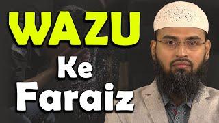 Wazu Ke Faraiz By Adv. Faiz Syed