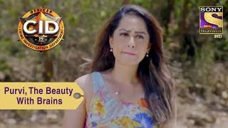 Your Favorite Character | Purvi, the Beauty With Brains | CID
