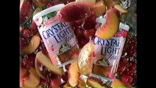 Crystal Light Teas commercial (1997)