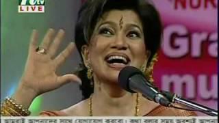 Tumi amar prothom shokal - Shakila Zafar (Live)