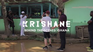 Krishane feat. Patoranking - Inconsiderate - 'Behind The Camera'