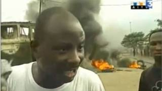 Togo Coup d'Etat de Faure Eyadema suite au décès de son père