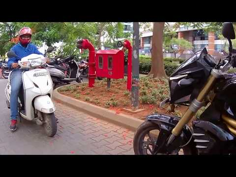 Xxx Mp4 Scootor Ride In Rush Hour Bangalore India Tech Park 3gp Sex