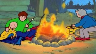 Cartoon Caillou | Animated Funny Cartoons |  Paw Patrol Caillou | Cartoons for Children