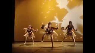 Danza Africana- Coreografía - EFID