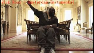 Rick Ross - Amsterdam (instrumental)
