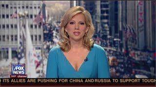 Shannon Bream : Cleavage