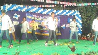 V.B.P.SCHOOL Nannaku Prematho Title Song by 10th Boys