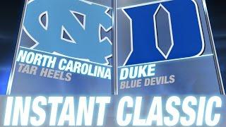 Instant Classic: North Carolina vs Duke Full Game | February 18, 2015