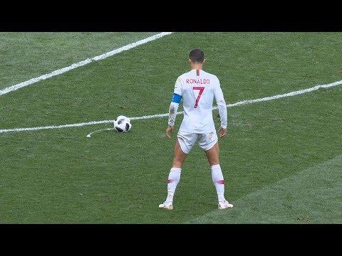 9 Times Cristiano Ronaldo Impressed The World