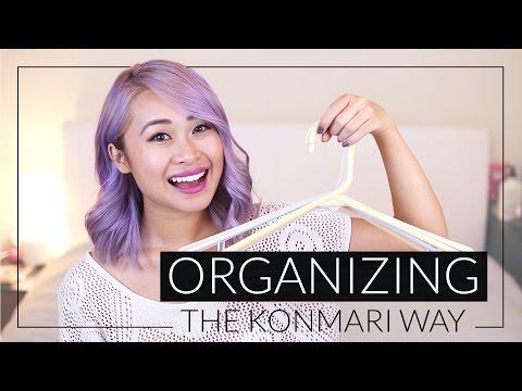 Xxx Mp4 How To Organize Your Closet The KonMari Way 3gp Sex