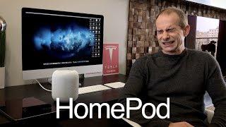 Apple HomePod - kipróbáltam! Tényleg jól szól?