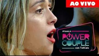 🔥NADJA ASSUME CULPA! COMENTANDO A PROVA DOS CASAIS | POWER COUPLE BRASIL | Programa de 07/05/2018