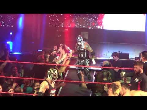 Xxx Mp4 OKAMI Vs LUCHA BROS Full Entrance WXw World Tag Team League 2018 Day 1 3gp Sex