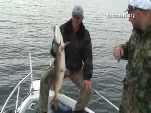 рыбалка в осиповой