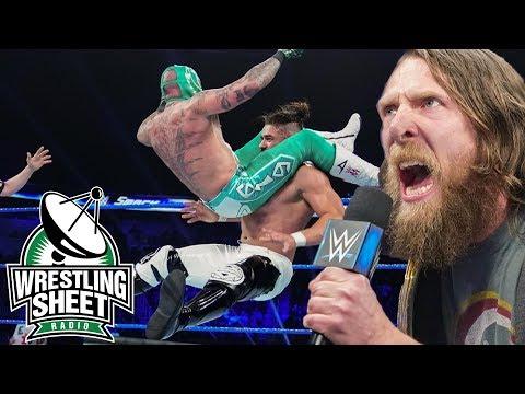 Xxx Mp4 SmackDown Recap WWE's Left Vs Right Battle Between AJ Styles And Daniel Bryan 3gp Sex