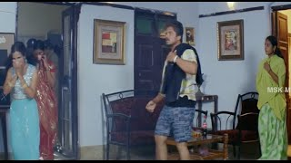 Police Arresting Girls For Illegal Activity - Sooran 2014 Superhit Tamil Movie Scene