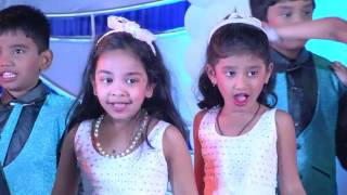 Bachpan play school, Annual day 2017 -A.S.Rao Nagar(ECIL) Branch-Brahmotsvam Song UKG
