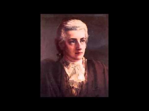 W. A. Mozart - KV 349 (367a) - Lied: Die Zufriedenheit in G major