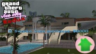 Properties - GTA Vice City (1080p)