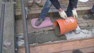 Recycled tires create stronger Concrete | QPT