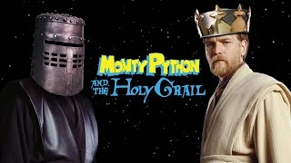 Star Wars Meets Monty Python And The Holy Grail: Scene Recreation Parody