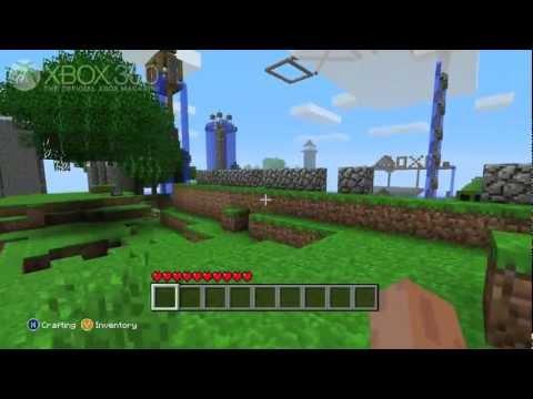 Minecraft Xbox 360: OXM Land Adventures 3