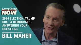 2020 Election, Trump Dirt, & Democrats: Bill Maher Answers Your Questions
