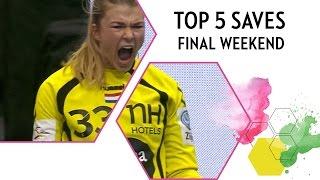 Top 5 Saves   Final Weekend   EHF EURO 2016