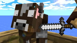 Cow Life - Craftronix Minecraft Animation
